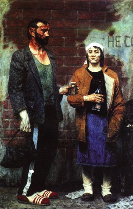 АДАМ АЛЕКСЕЕВИЧ И ЕВА ПЕТРОВНА1997-1998 (447x700, 104Kb)