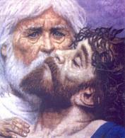 Отец   и  сын. 1991-1992 (177x195, 60Kb)