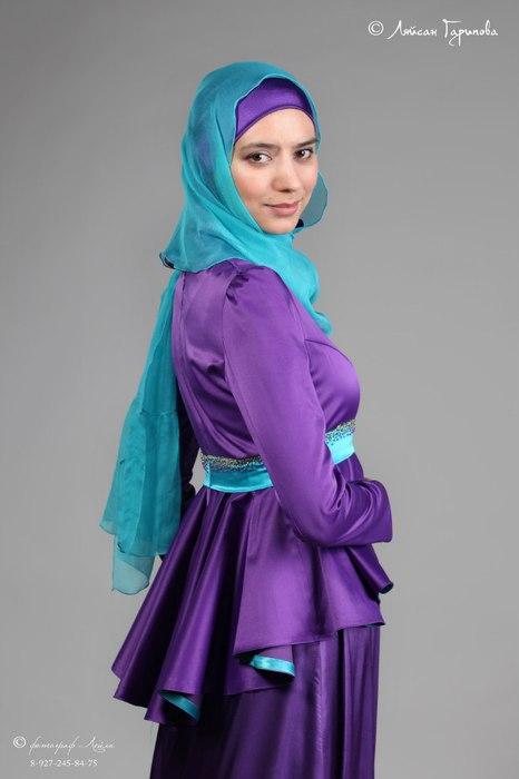Девушки мусульманки для знакомства с 3