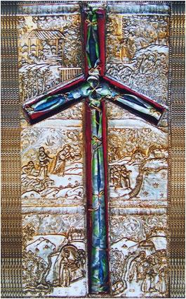 крест святой нины картинки калыма родители
