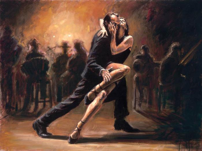 Танцы сексом