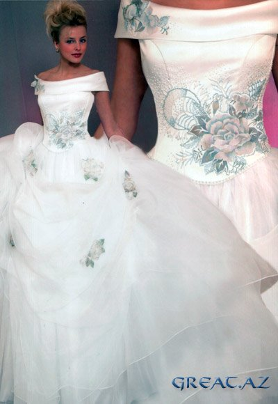 Мода : Самые красивые свадебные платья.