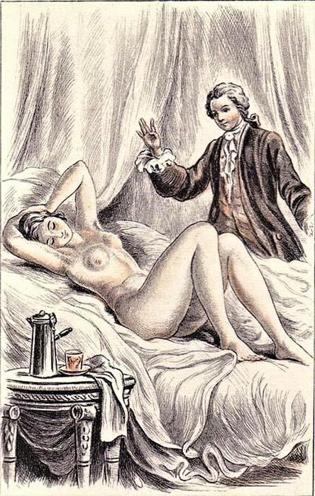 бьет эротические художественные произведения с иллюстрациями ретро наши дни есть