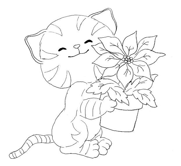 cats_coloring_pages_5 (623x569, 41Kb)