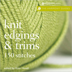 Превью Knit edgings n trims (450x451, 48Kb)