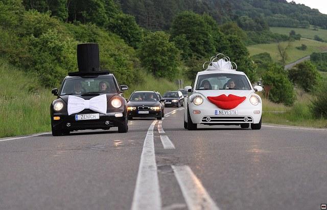 Подборка свадебных автомобилей