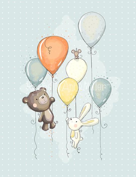 с днем рождения малыша картинки милые организовать хороводы своем