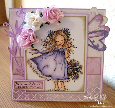 Открытку, скрапбукинг открытки девочке 9 лет