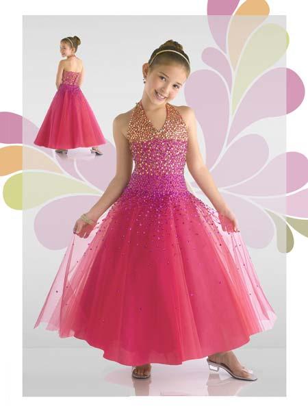 Как сшить пышное детское платье своими руками фото 831