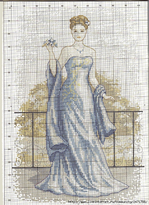 Cross Stitch Collection Issue 115 46 (508x700, 474Kb)