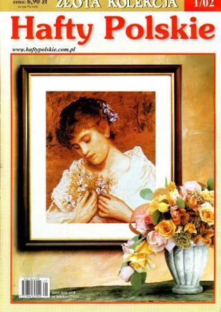 Cudowna Hafty Polskie №1 2002 Zlota Kolekcja. Обсуждение на LiveInternet AB46