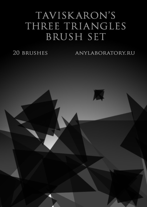 three_triangles_brush_set_by_taviskaron-d4d3t5u (499x699, 87Kb)