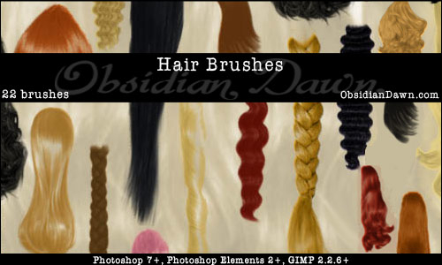 Hair_Photoshop_Brushes_by_redheadstock (500x300, 99Kb)