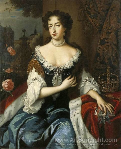N-W0012-0013-mary-stuart-wife-of-william-iii-prince-of-orange (486x599, 66Kb)