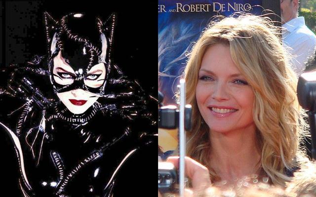 Женщины-кошки. Актрисы, игравшие роли Catwoman в кино ... энн хэтэуэй википедия