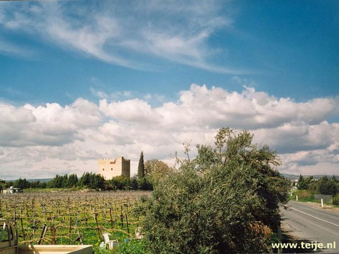 Замок Колосси - фото-путешествие на Кипр 17 (700x525, 98Kb)
