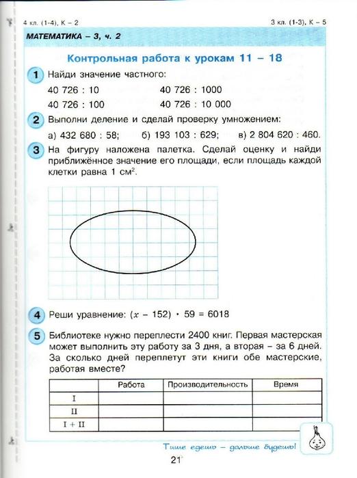 Петерсон Л Г Математика Самостоятельные и контрольные работы  0023 522x700 208kb