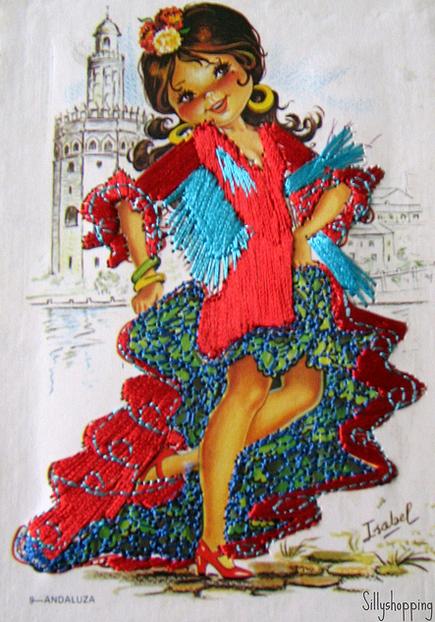 покупки испанки открытки наших соотечественников
