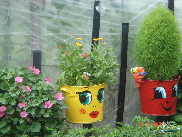 Как можно украсить садовый участок своими руками - Всё о фигуре здесь