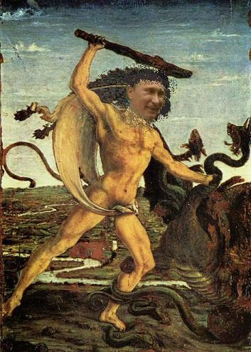 Иллюстрации к древнегреческим мифам