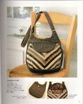 Японский журнал по шитью сумок (пэчворк).  Чищу компьютер,скопилось много скачанного,может кому и...