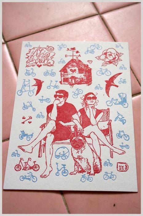 Дизайнерские пригласительные открытки на свадьбу 34 (465x700, 358Kb)