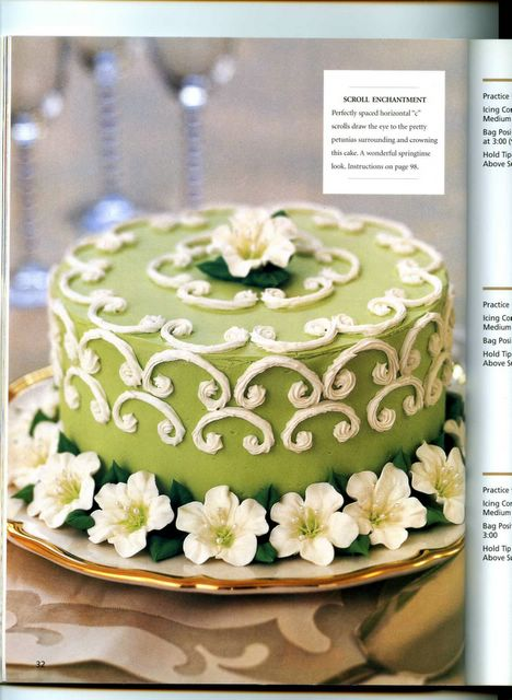 Wilton Decorating Cakes 032 (468x640, 59Kb)
