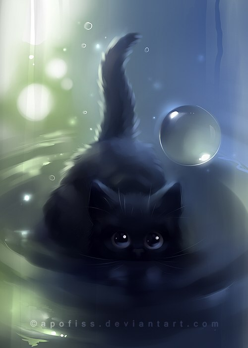 фото мультяшные кошки