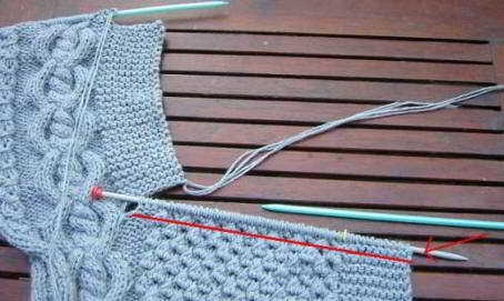 cable cardigan sideways (8) (454x271, 21Kb)