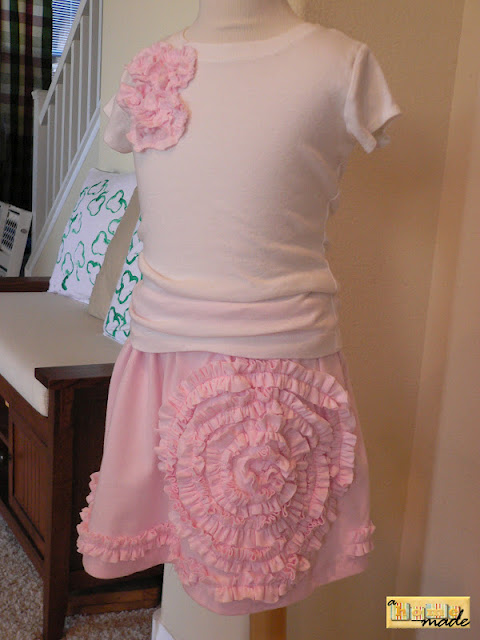 finished ruffle flower upcycle skirt (480x640, 73Kb)