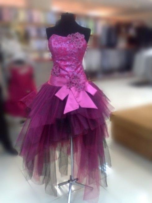 модное платье сшить осень