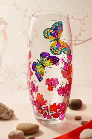 Делаем своими руками вазы