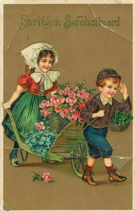 Фото дореволюционные открытки с днем рождения