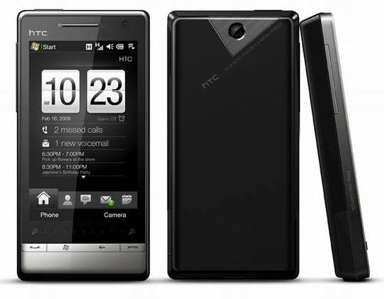 HTC Touch Diamond2 скоро в продаже