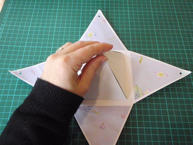 Треугольные открытки как сделать бумаги, сделать