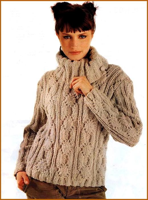 свитер записи в рубрике свитер вязание стиль жизни