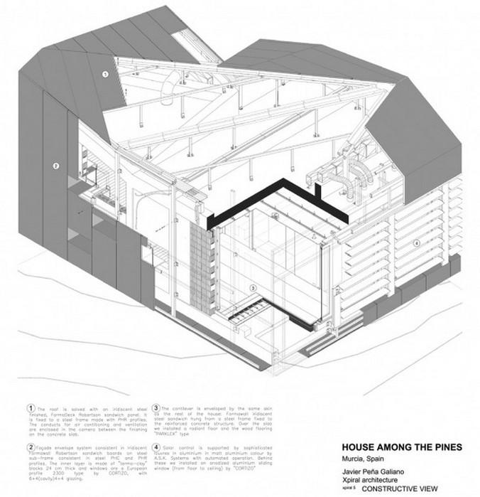 Дом среди сосен 28 (676x700, 89Kb)