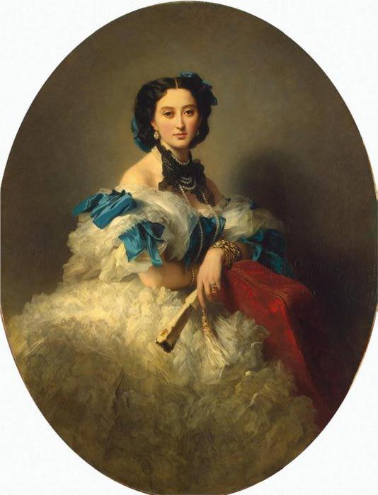 Портрет графини Варвары Мусина-Пушкина (534x700, 40Kb)