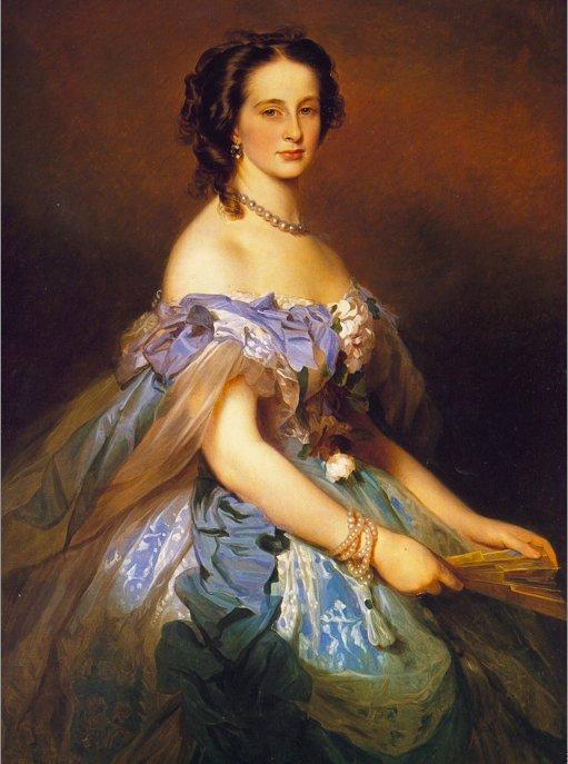 Александра Иосифовна, великая княгиня России, принцесса Александра Альтенбург (511x687, 68Kb)