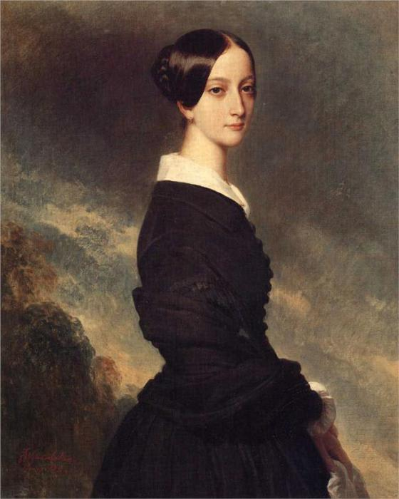 Портрет Луи Орлеанского, 1845 (560x700, 43Kb)