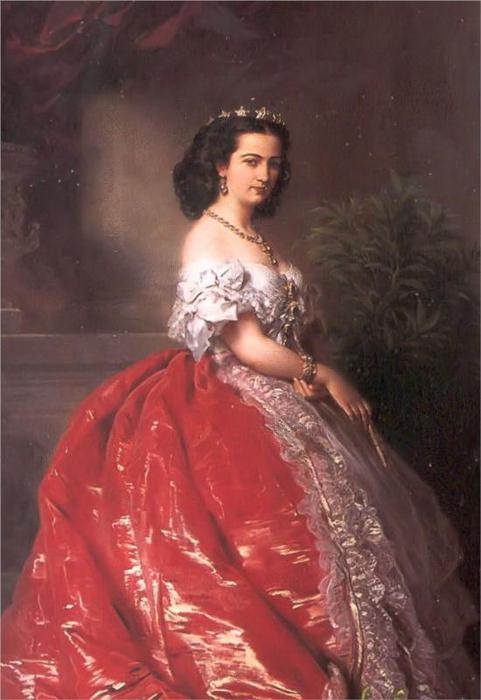 Принцесса Матильда Бонапарт (481x700, 40Kb)