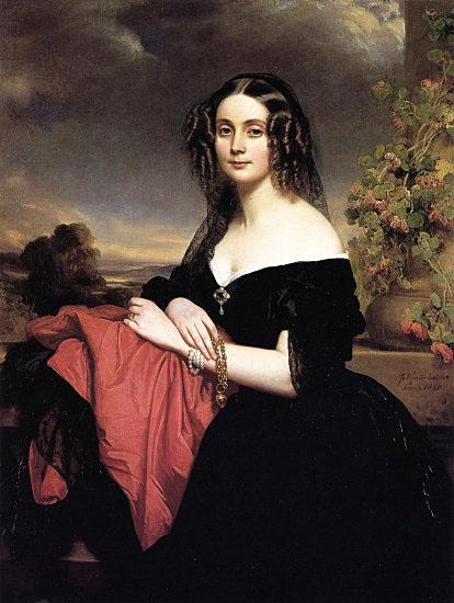 Клер де Bearn, герцогиня Vallombrosa (414x550, 77Kb)