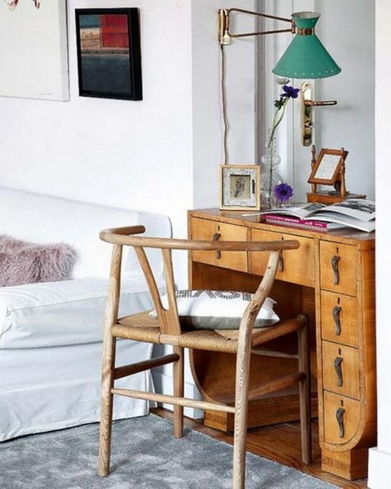 Оформляем рабочее место дома в винтажном стиле 7 (560x700, 94Kb)