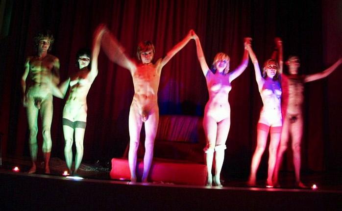 Волгоград театр эротики