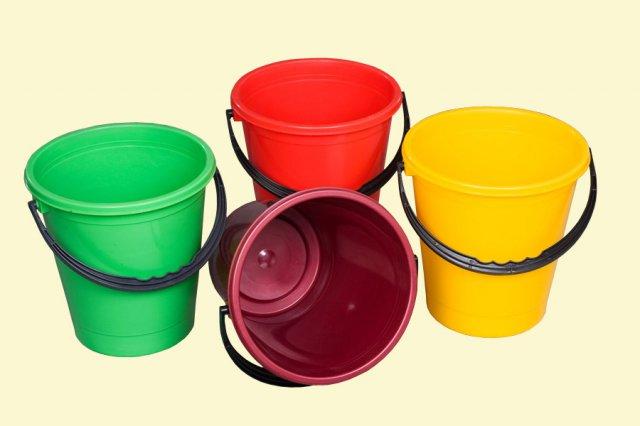 Открытие бизнеса по производству пластмассовых ведёр