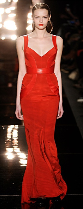 Monique Lhuillier Collections Fall Winter 2012-13 c (278x700, 59Kb)
