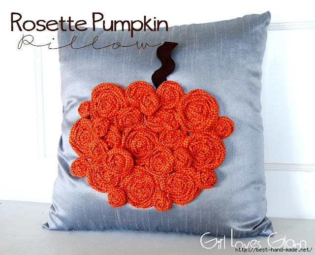 Rosette Pumpkin Pillow (640x518, 254Kb)