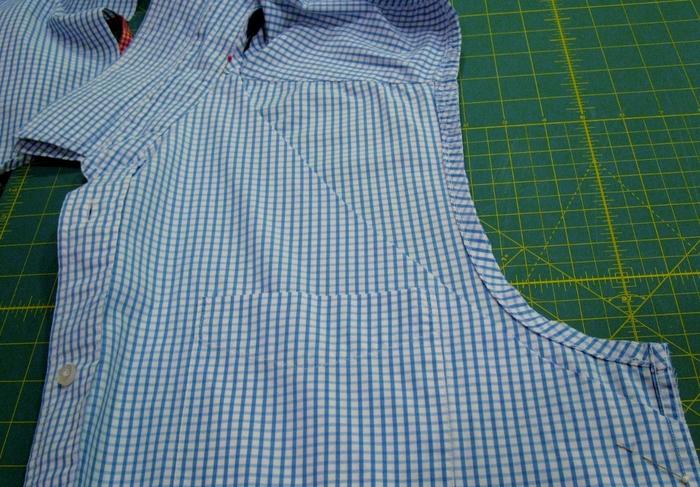 Простая выкройка халата размер 52