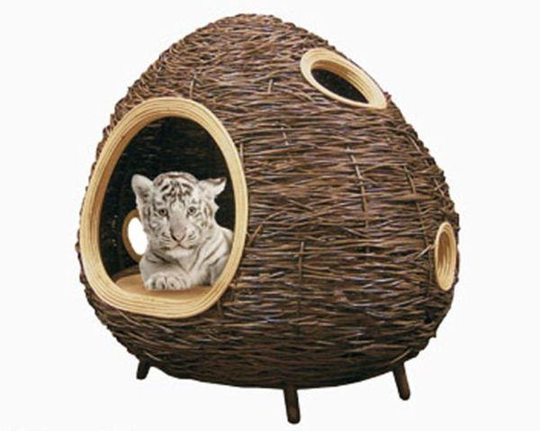 Креативные дома для котов20 (600x479, 37Kb)