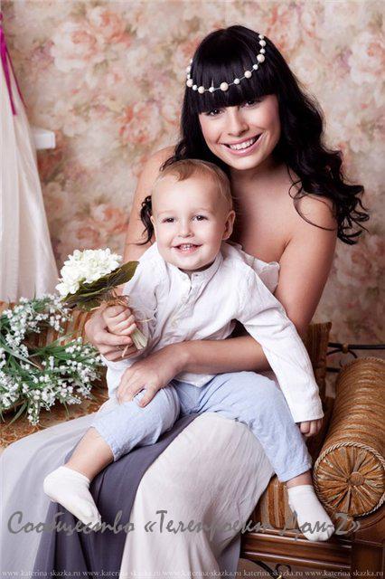 Нелли ермолаева фото ребенка